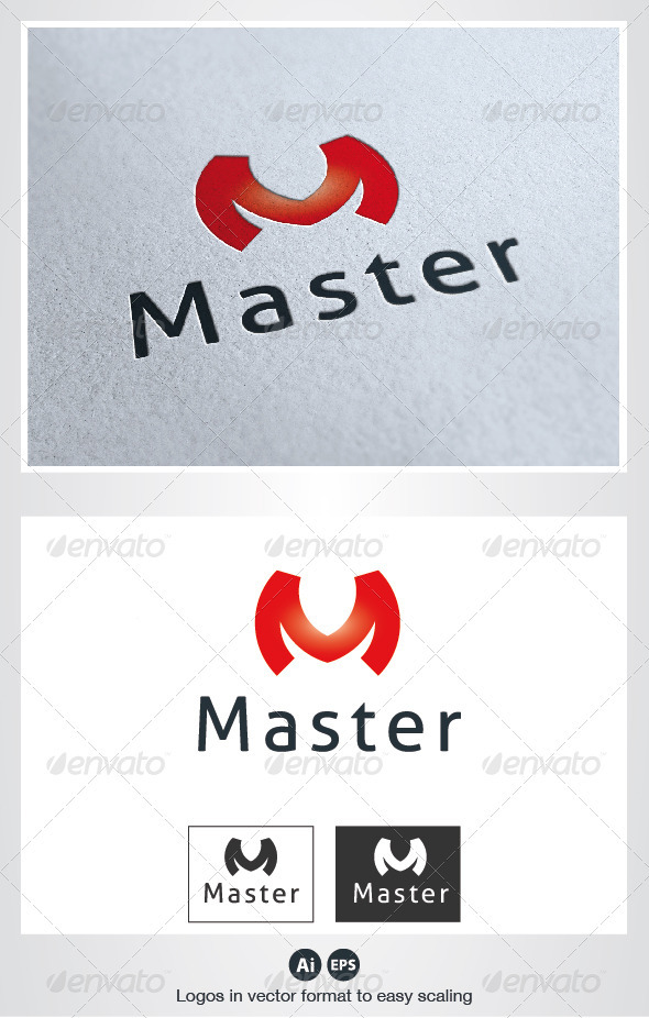 Master Logo - Letters Logo Templates