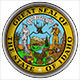Framed Seal Of Idaho State - VideoHive Item for Sale
