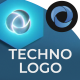Techno Logo   l  Gaming Logo - VideoHive Item for Sale