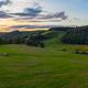 Panorama Sunset In Rural Scotland - PhotoDune Item for Sale