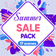 Summer Sale Variety Pack - VideoHive Item for Sale