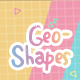 Doodle Background - Geometric Shapes - VideoHive Item for Sale