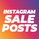 Instagram Sale Posts - VideoHive Item for Sale