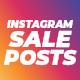 Instagram Sale Posts - VideoHive Item for Sale