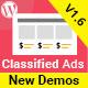 Classima – Classified Ads WordPress Theme