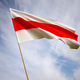 Waving the national flag of Belarus - PhotoDune Item for Sale