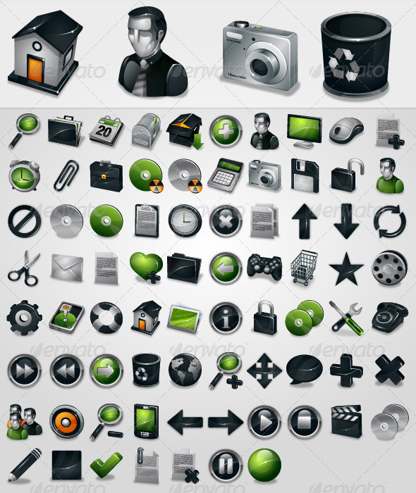 General  - Miscellaneous Icons