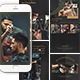 Special Barbershop Instagram Templates