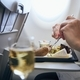 Airline meal served during flight - PhotoDune Item for Sale