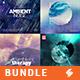 Music Album Cover Artwork Templates Bundle 40