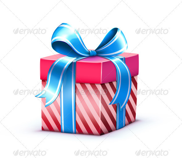 Present box - Birthdays Seasons/Holidays