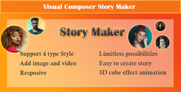 Visual Composer - Story Maker