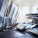 Empty seats in airplane - PhotoDune Item for Sale