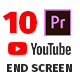 YouTube End Screens / Card - VideoHive Item for Sale