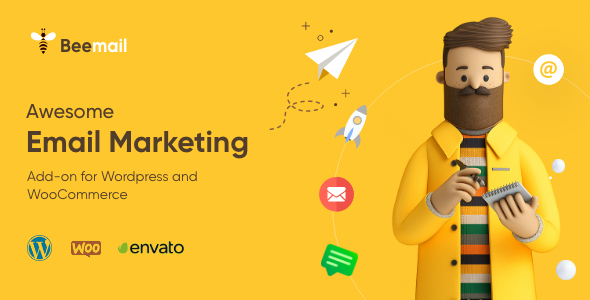 BeeMail - Email Marketing Plugin for WordPress & WooCommerce