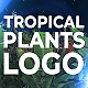 Logo | Tropical Plants - VideoHive Item for Sale