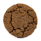 Dark chocolate chips cookie on white background - PhotoDune Item for Sale
