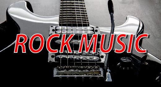 High Energy Rock Music