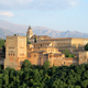 Alhambra fortress palace in Granada, Spain - PhotoDune Item for Sale