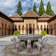 Court of Lions in Alhambra palace - PhotoDune Item for Sale