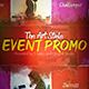Art Style Events Promo - VideoHive Item for Sale