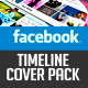 Modern Facebook Timeline Cover Pack v.1 - GraphicRiver Item for Sale