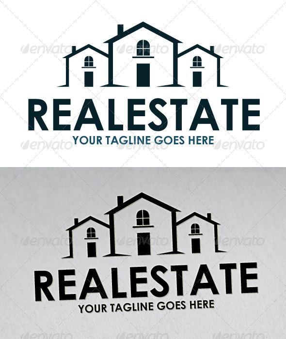 Real Estate Logo 2 - Buildings Logo Templates