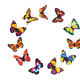 Paper Butterflies - PhotoDune Item for Sale