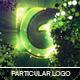 Digital Particular Logo - VideoHive Item for Sale