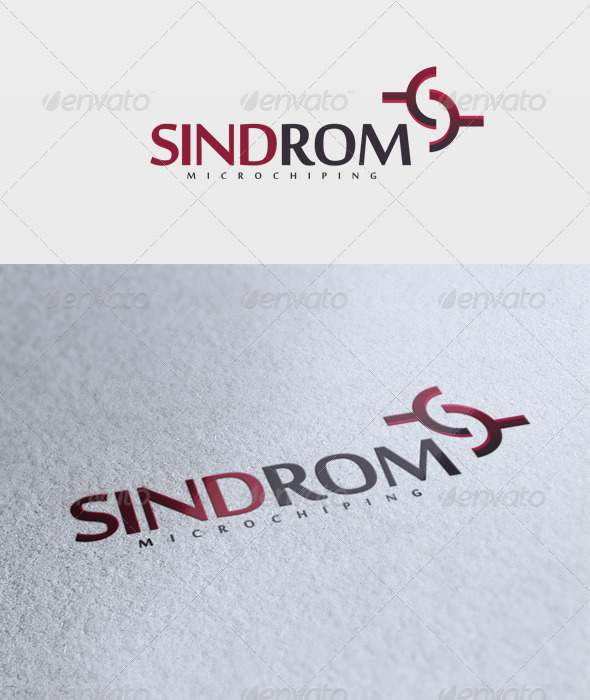 Sindrom Logo - Letters Logo Templates