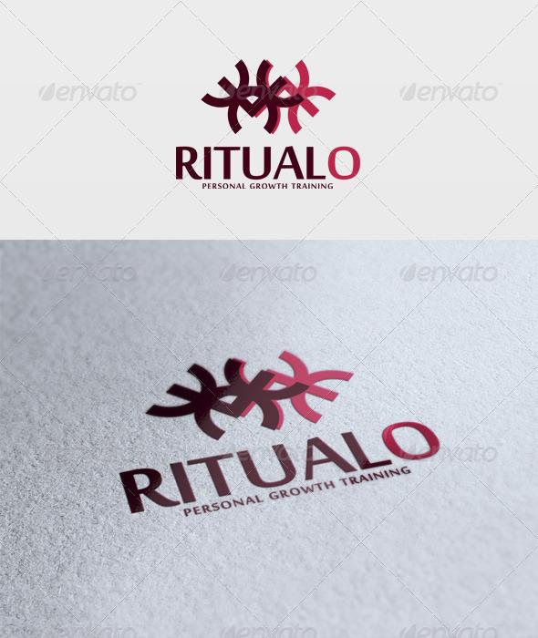 Ritualo Logo - Symbols Logo Templates