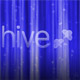 BLUE Twinkle Curtain background - VideoHive Item for Sale