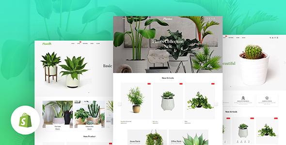 Plantan – Gardening & Houseplants Shopify Theme