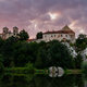 Benedictine Abbey and Monastery on the Hill in Tyniec near Cracow, Poland. - PhotoDune Item for Sale