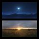Environment Panoramas PACK #6 - Night Sky