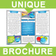 Unique Tri-fold Brochure - GraphicRiver Item for Sale