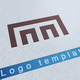 Marathon Construction Logo Template - GraphicRiver Item for Sale