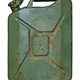 Isolated Grungy Jerry Can - PhotoDune Item for Sale