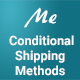 Conditional Shipping Methods