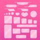 Pixel Art Game Interface Set