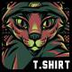 Reaper Style T-Shirt Design