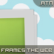 Frames the web. PS ACTION. - GraphicRiver Item for Sale