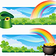 St. Patrick's banners - GraphicRiver Item for Sale