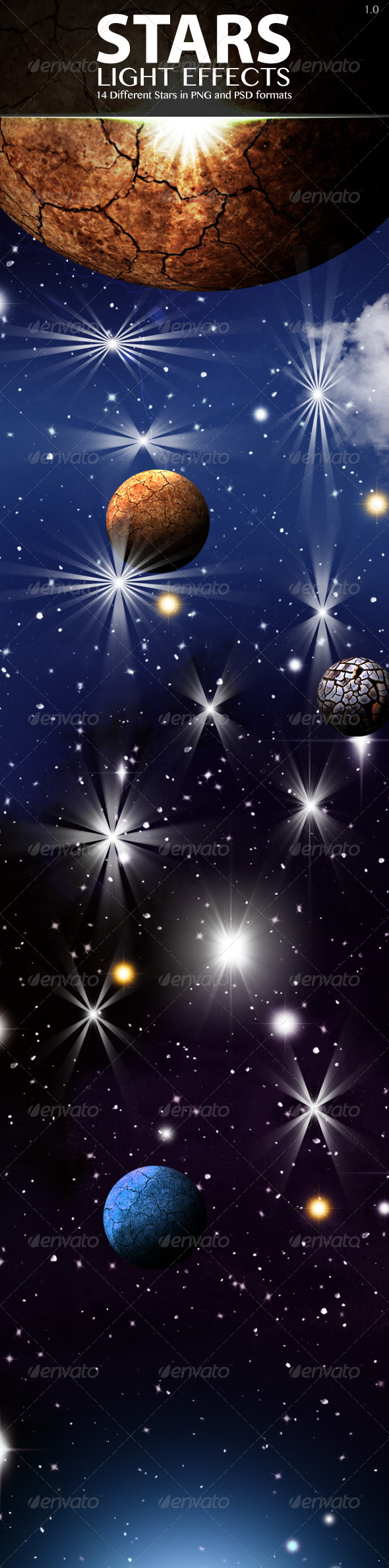 Stars Light Effects 1.0 - Decorative Graphics