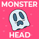 Monster Head - VideoHive Item for Sale