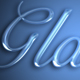 Glass text effect - GraphicRiver Item for Sale