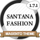 Santana Fashion Store Nulled