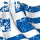 Grunge Greek Flag - GraphicRiver Item for Sale