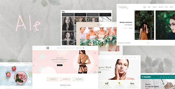 Ale - eCommerce WordPress Multipurpose Theme