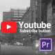 Youtube Subscribe Buttons for Premiere Pro - VideoHive Item for Sale